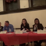 6 Hoboken BOE candidates, on two opposing slates, square off in debate