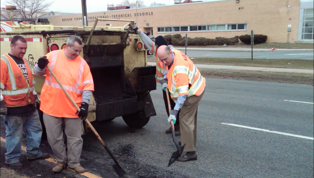 A file photo via the New Jersey Department of Transportation.