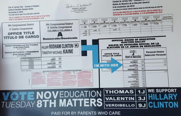 Education Matters - Clinton