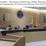 Despite retirement, county still dealing with repercussions of jail director scandal