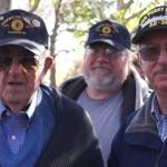 Dozens join Hoboken officials for Veterans Day ceremony at Elysian Park