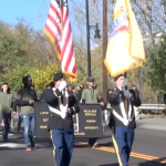 Jersey City celebrates Veterans Day with 'Parade of Veterans and Heroes'