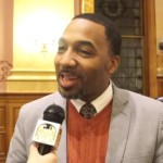 Newly elected Jersey City Ward B Councilman Gadsden ready to get started
