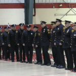 North Bergen Police Department promotes 16 officers at historic ceremony