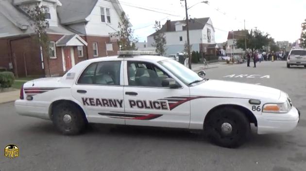 Kearny police