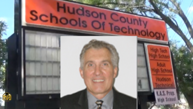 Hudson County Schools of Technology Director of Research, Planning and Evaluation Dr. Joseph Sirangelo. Photos via Hudson County View, hcstfoundation.org.