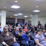 After recent murder, Hoboken officials host public meeting at housing authority