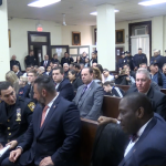 West New York honors all law enforcement agencies involved in police standoff