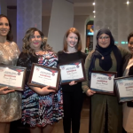 Hudson County Young Democrats honor five 'Women on the Move'