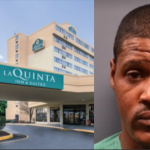 Police: Newark man arrested for shooting outside of Secaucus hotel