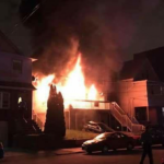 Kearny family seeks help after losing everything in 3-alarm fire Saturday night