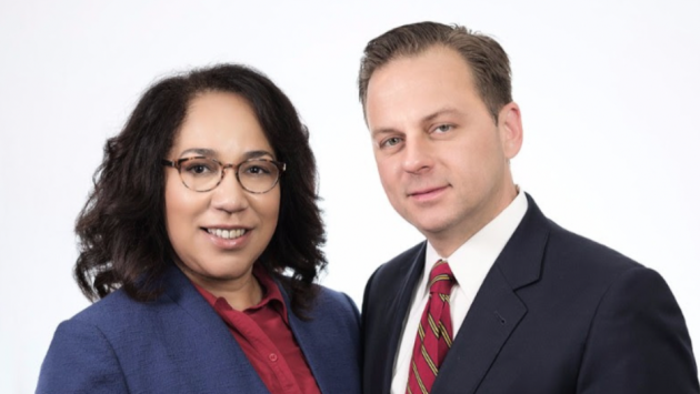 Esmeralda Trinidad will be running in Jersey City mayoral candidate Bill Matsikoudis' ticket as a councilwoman-at-large. Photo courtesy of the Matsikoudis campaign.