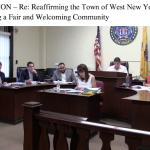 West New York approves measure reaffirming a 'fair and welcoming community'