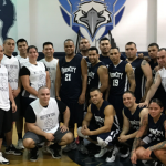 Union City, West New York police square off in charity basketball game