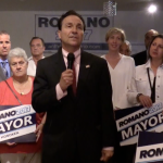 Hoboken Freeholder Romano 'pleased and honored' to be running for mayor