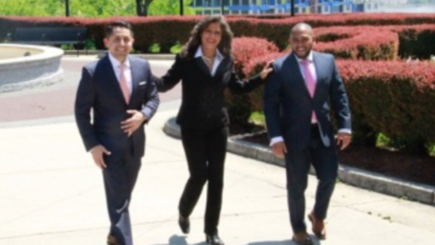 Steven Rodas (left) and Jose Alcantara (right) will not be running on the Children First West New York Board of Education ticket this year. Facebook photo