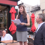 Hoboken Council Pres. Giattino hosts first mayoral campaign fundraiser