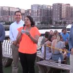 Hoboken mayoral hopeful DeFusco reveals Falco as third running mate