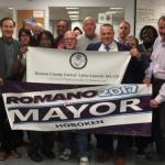 Hudson County Central Labor Council endorses Romano for Hoboken mayor