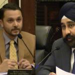 DeFusco hits Bhalla over super PAC spending, Bhalla responds