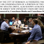 Hoboken council OK's ability to use eminent domain on Union Dry Dock