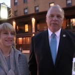 In Atlantic City, Sweeney and Mason team up for post-election celebration