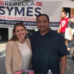 Jersey City Council President Lavarro endorses Symes in Ward E election