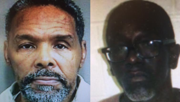 James McLaurin and Lawrence Blackwell. Photos courtesy of Port Authority police.