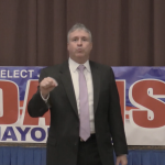 At re-election fundraiser, Bayonne Mayor Davis proclaims 'this is our city'
