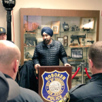 Bhalla signs Obama's pledge to address Hoboken Police Department's use of force policies