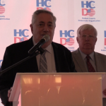 Sires, Sacco, Davis back DeGise for another term as Hudson County Executive