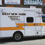 West New York first responder saves choking 3-year-old with Heimlich maneuver