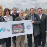 Bayonne officials breaks ground on new Costco at former MOTBY site