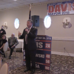 Davis says Bayonne is turning around due to the 'fiscal responsibility' of his admin