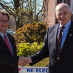 Bayonne Councilman La Pelusa gets endorsement from ex-Mayor Rutkowski