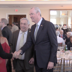 Menendez, Murphy schmooze with Sacco at annual brunch fundraiser