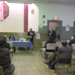 'In Union City there shouldn't be any fear,' Stack says during immigration rights seminar