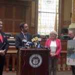 Fulop heckled at presser announcing Jersey City's Katyn memorial will be moved