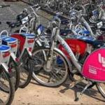 Applauding new transportation methods, Lyft signs on as Hudson Bike Share sponsor