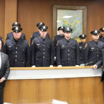 Hudson County Sheriff's Office swears in 12 new officers to the department