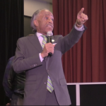 Rev. Al Sharpton goes off on Trump, Jersey City development practices during speech