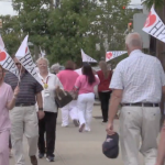 Christ Hospital, Bayonne Medical Center workers oppose outsourcing of dialysis services