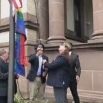 Bhalla, DeFusco once again at odds: this time over Hoboken's LGBTQ flag raising