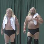 WWE Hall of Famer Greg 'The Hammer' Valentine appears at North Bergen wrestling show
