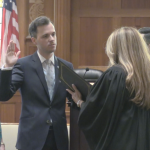 Jersey City attorney Hudnut formally sworn in as city's chief municipal prosecutor