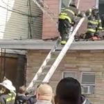 UPDATED: Two children killed in five-alarm Union City fire at residential building, prosecutor says