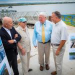 In Secaucus, Laurel Hill Park successfully renovates $450k boat launch ramp