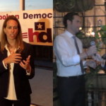Jersey City, Hoboken Dems host separate fundraisers for congressional hopeful Sherrill