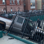 Police: Man charged with DUI, heroin possession after crashing into Hoboken playground