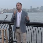 DeFusco files complaint over Hoboken City Hall polling change in midst of HUB hearing